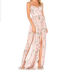 Rio Maxi Dress in Romantics Amanda Uprichard